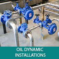 oil dynamic installations
